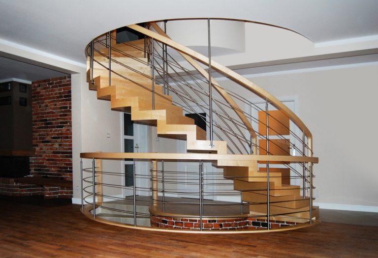 Po jakich schodach chciałbyś chodzić w swoim domu?